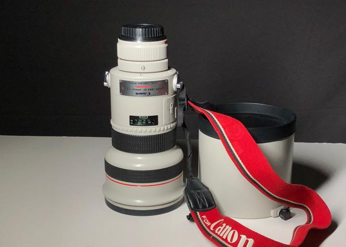 Canon 300 mm f2.8 lens - 2