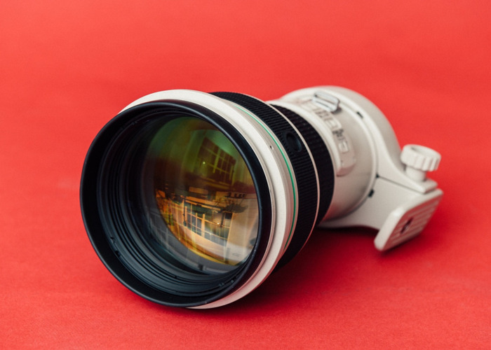 CANON 400MM F4 DO IS - 2