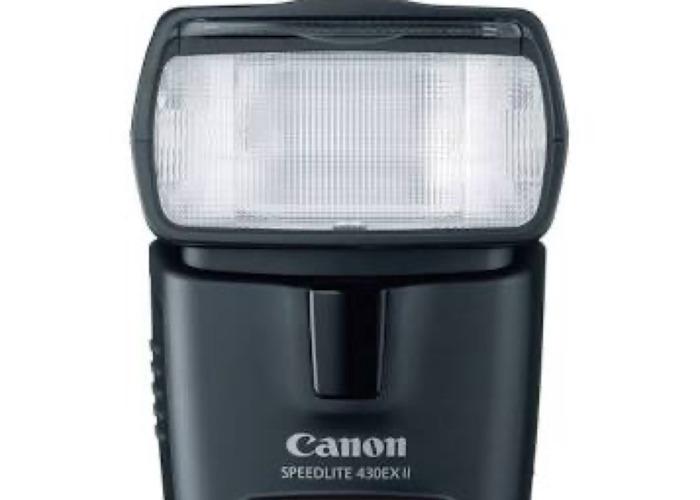 Canon 430EX II Speedlite - 1