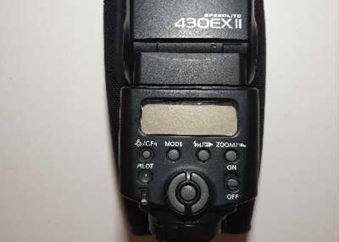 Canon 430EX MKII Flash - 1