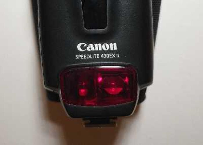 Canon 430EX MKII Flash - 2