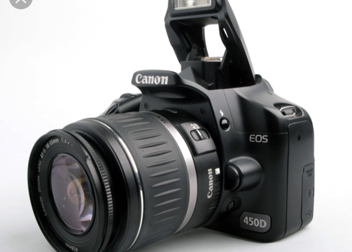 Canon 450D - 1