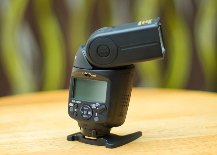 Canon 470 EX-AI Speedlite Flash (Auto Intelligence)  - 2