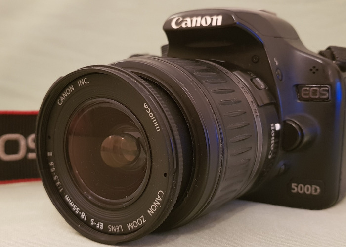 Canon 500D - 2