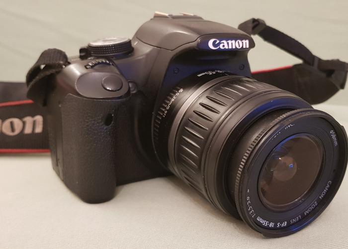Canon 500D - 1