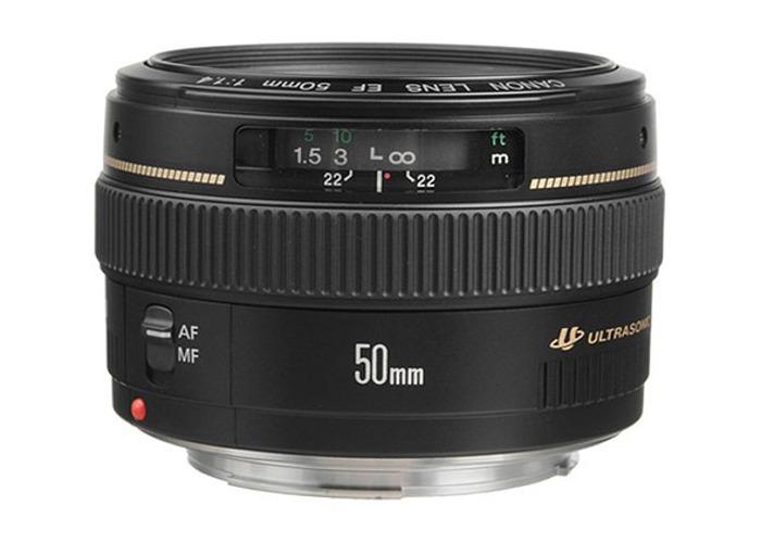 Canon 50mm 1.2 - 1