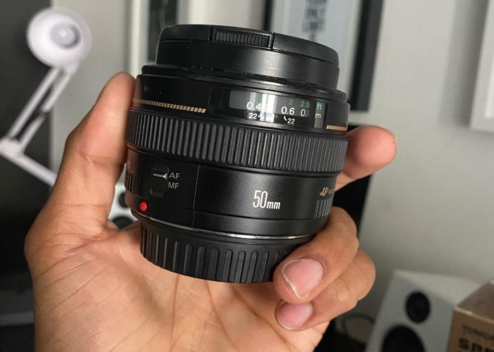 Canon 50mm - 1