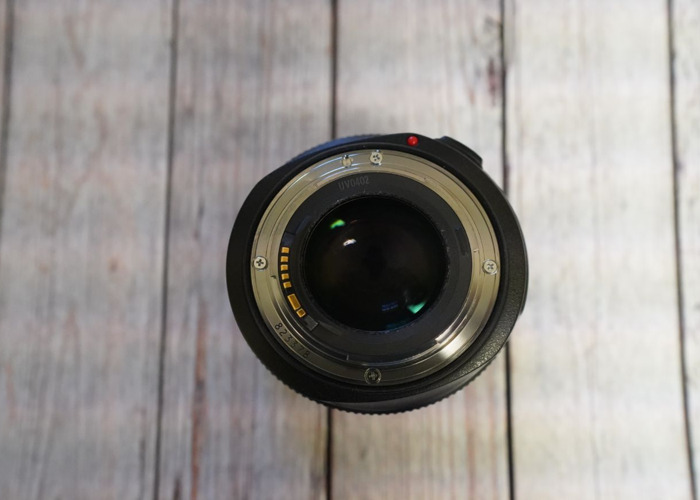 Canon 50mm f/1.2 - 2