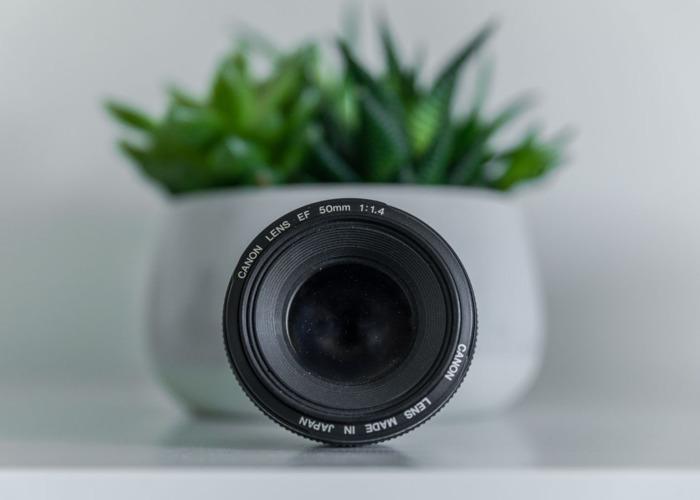 Canon 50mm f1.4 - 2