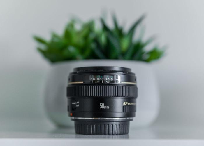 Canon 50mm f1.4 - 1
