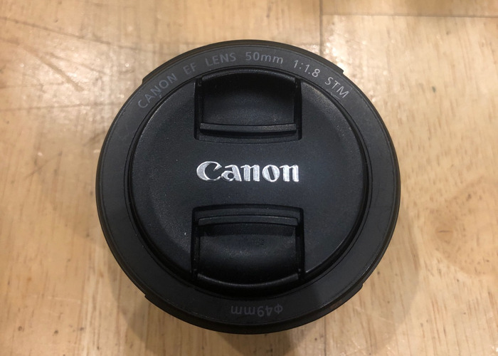 Canon 50mm f1.8 STM - 1