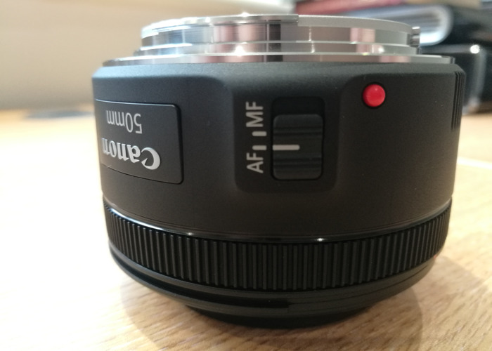 Canon 50mm f/1.8 STM - 2