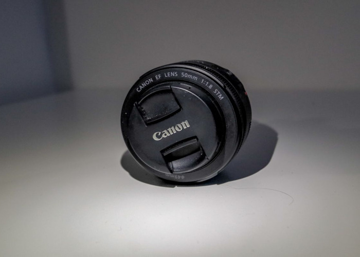 Canon 50mm f1.8 STM Prime Lens For Hire (Highbury Area) - 2
