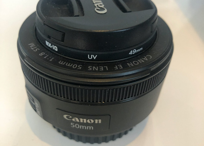 Canon 50mm Lens - 2