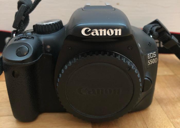 Canon 550D - 2