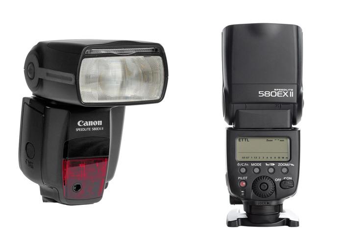 Canon 580EX II Speedlite Unit/à Flash