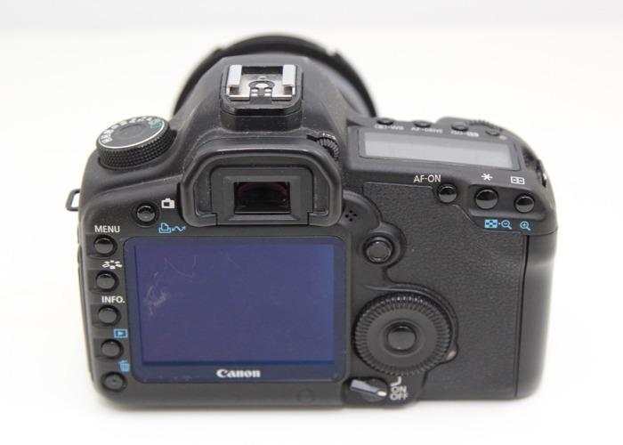 Canon 5D ii - 2