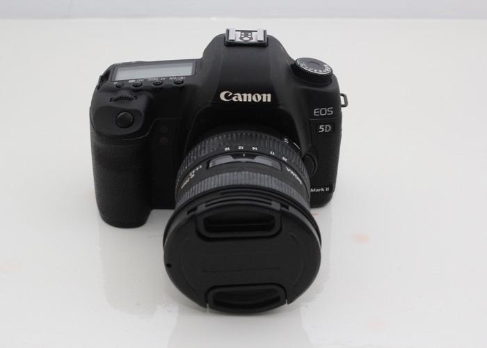 Canon 5D ii - 1