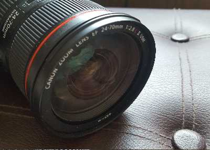 Canon 5D iii + Canon 24-70mm ii + Batteries - 1