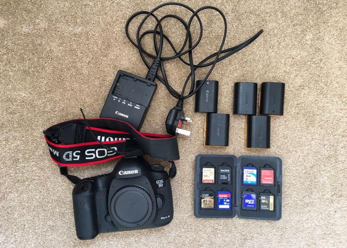 Canon 5D Mark 3 + Canon 70mm-200mm f2.8 L series - 2