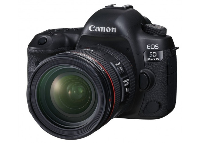 Canon 5D Mark 4 IV and Canon 24-70mm 2.8 L II - Mark 2 - 1