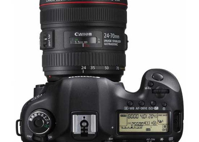Canon 5D Mark 4 IV and Canon 24-70mm 2.8 L II - Mark 2 - 2