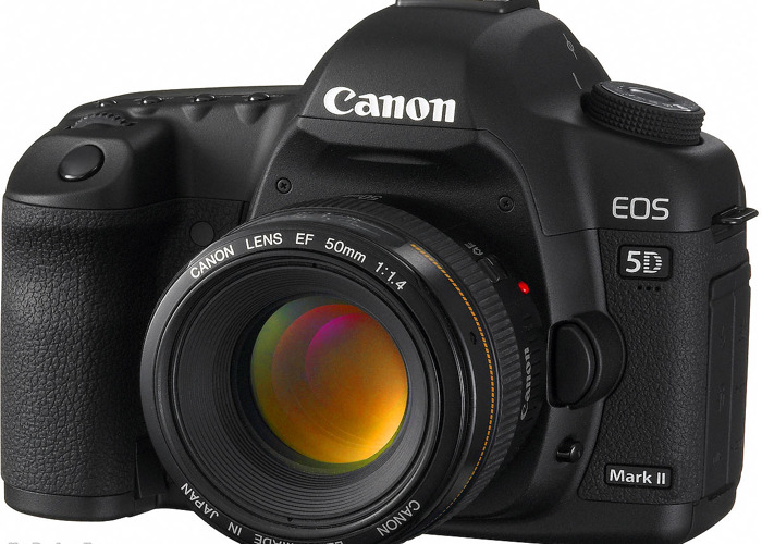 Canon 5D Mark ii Camera - 1