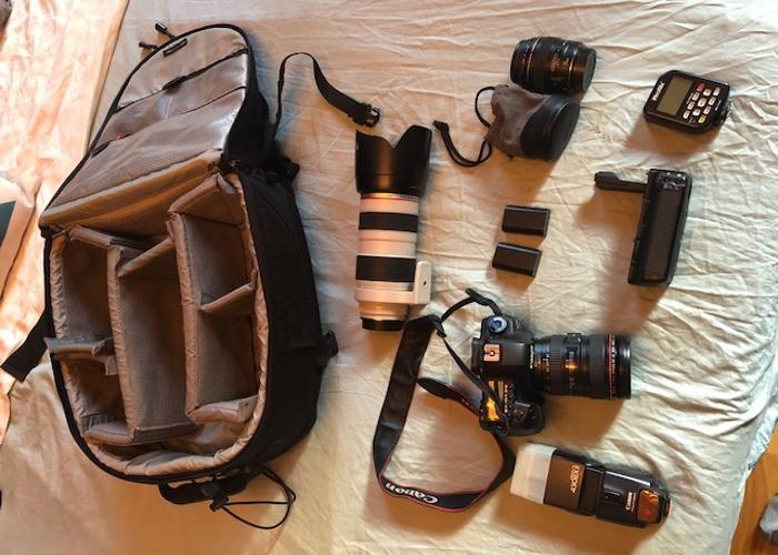 Canon 5D Mark ii  FULL PACKAGE - 1