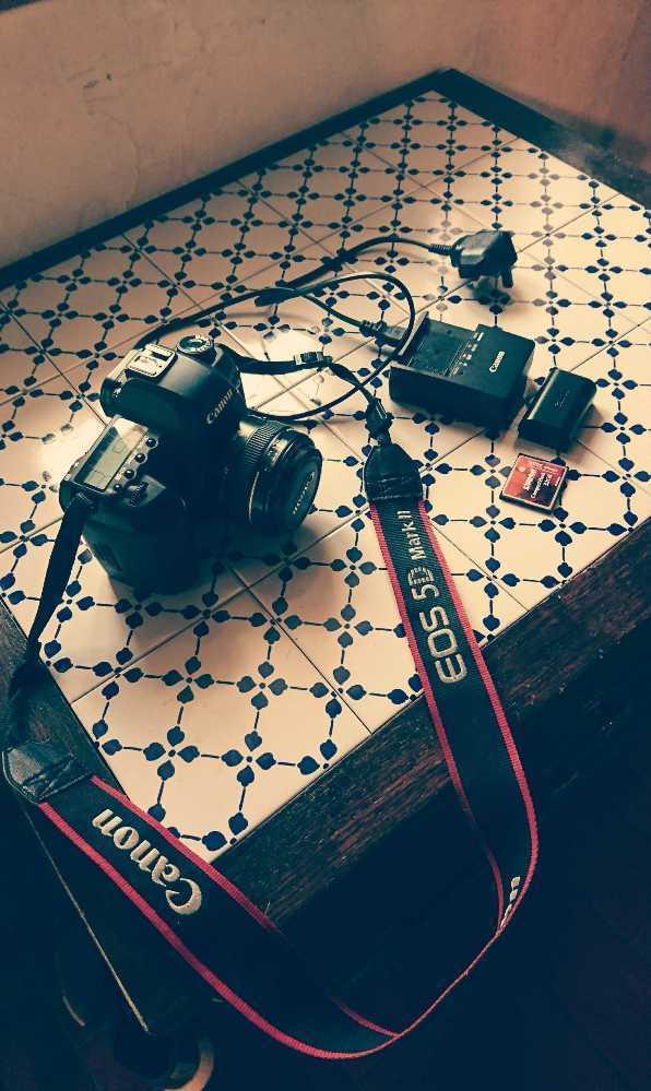 Canon 5D Mark II Camera (Mark 2)  - 2