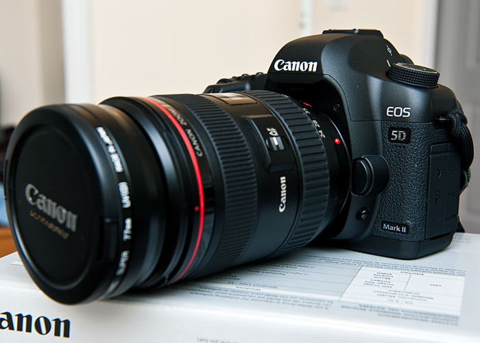 Canon Mark Ii >> Rent Canon 5d Mark Ii And Canon 24 70 F 2 8 L Is Usm Lens In New