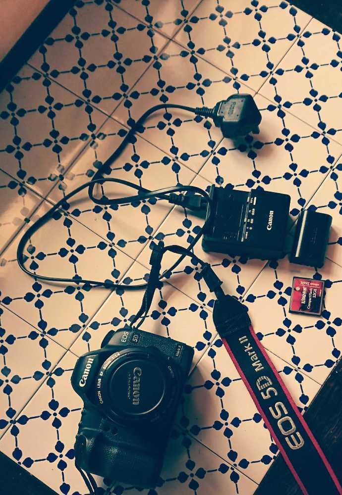 Canon 5D Mark II Camera (Mark 2)  - 1
