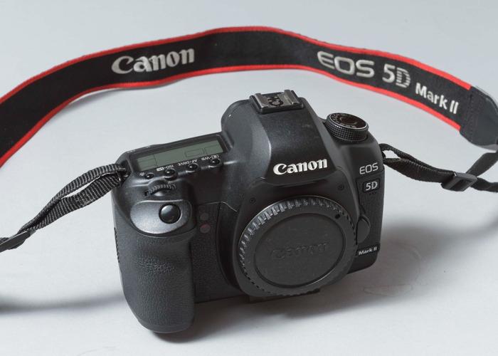 Canon 5D Mark ii Full Frame Camera Body - 1