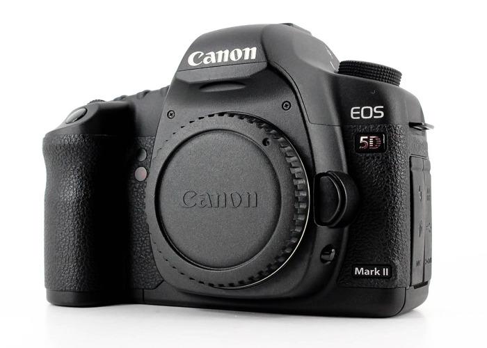 Canon 5D Mark II w  - 1