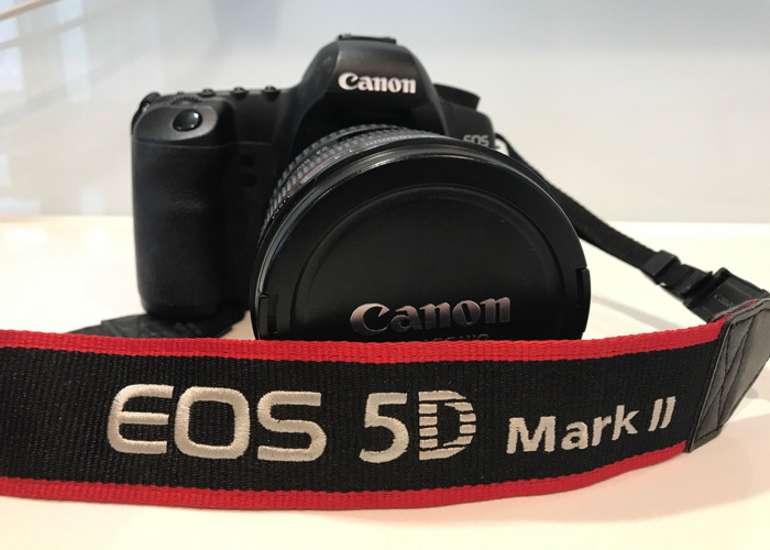 Canon 5D Mark II (with choice of lenses) - 1