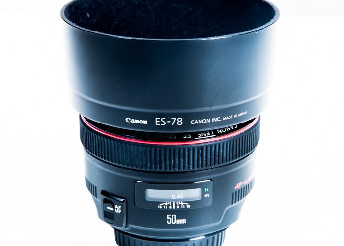Canon 5D Mark III | 1 EF Lens - 2
