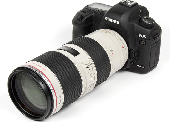 Canon 5d Mark iii + 70-200 f2.8 - 1