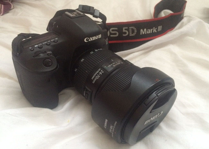 Canon 5D Mark III - 1