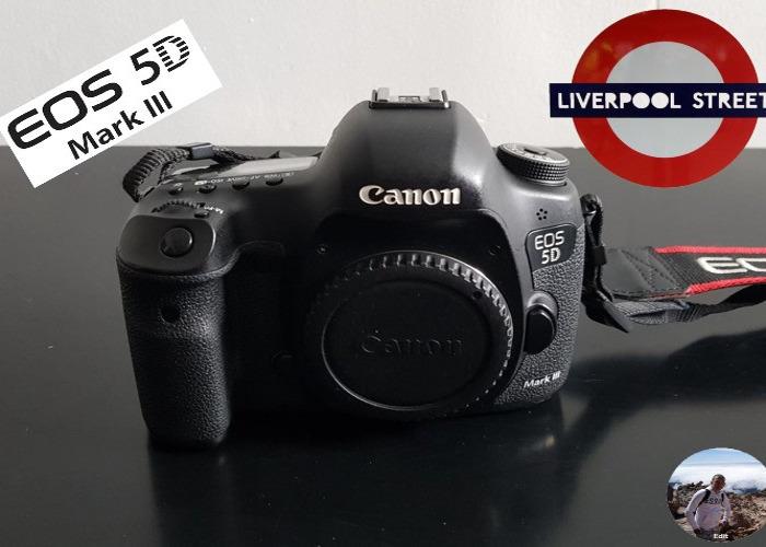 Canon 5D mark III 3 - 1
