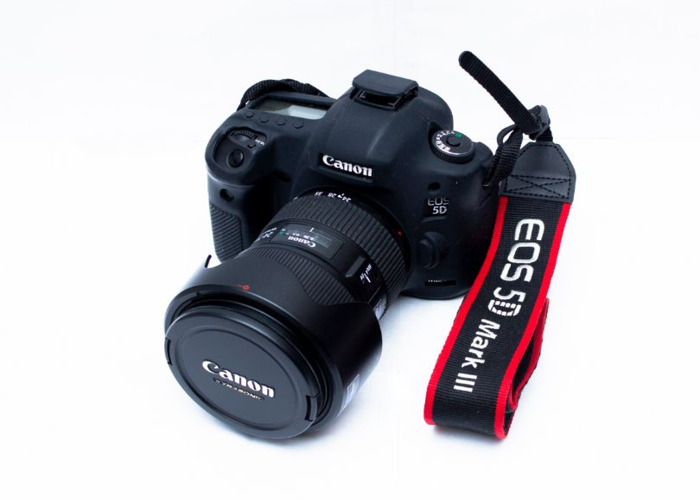 Canon 5D Mark III Camera & Canon 24-70 F2.8L II Lens Combo - 1