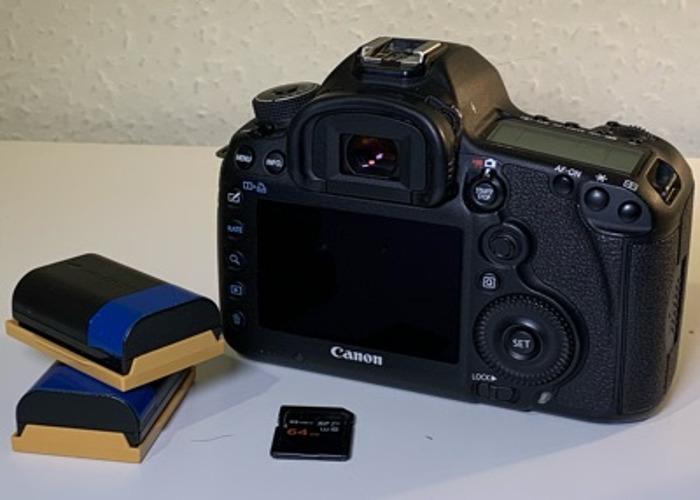 Canon 5D Mark iii camera - 2