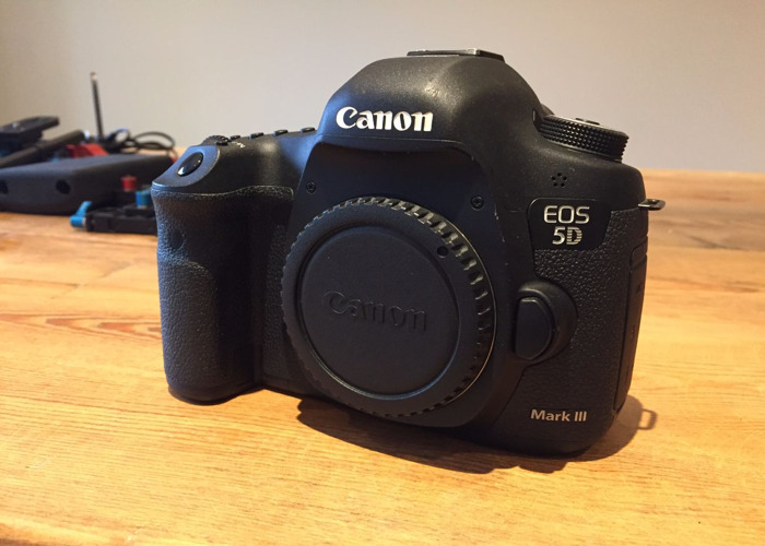 Canon 5D Mark III DSLR Camera - Video Package - 1