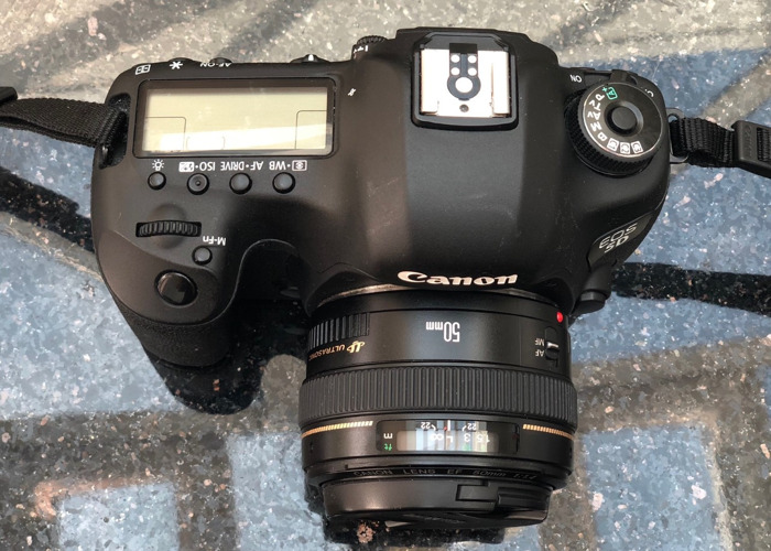 Canon 5D Mark III DSLR Camera - 2