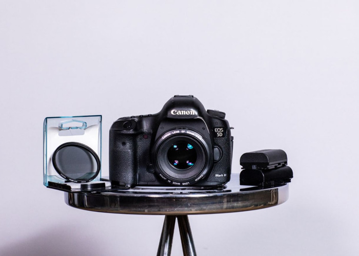 Canon 5D Mark iii Kit - 1
