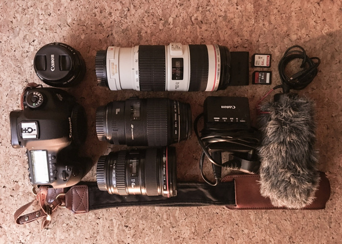 Canon 5D Mark III Photography Kit - 1