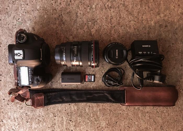 Canon 5D Mark III Photography Kit - 2