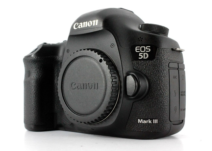 Canon 5D Mark III w Canon 70-200 mm f/2.8 L USM Lens - 1