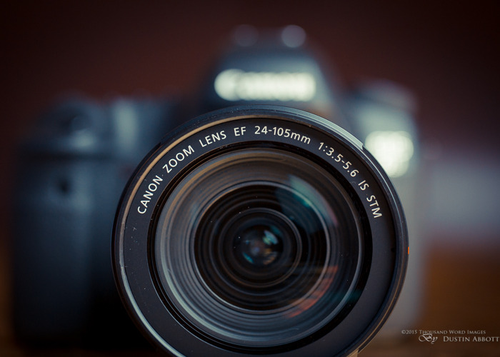 Canon 5D Mark III w Canon EF 24-105 mm f/3.5-5.6 IS STM Lens  - 1