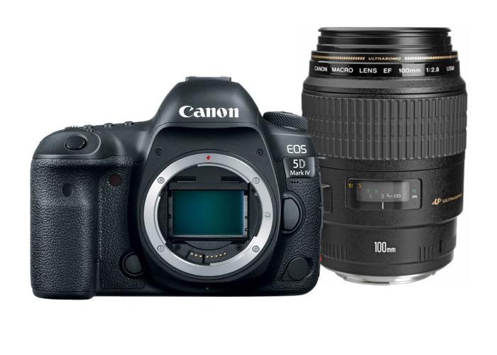 Canon 5D Mark IV + 100mm f/2.8 - 1