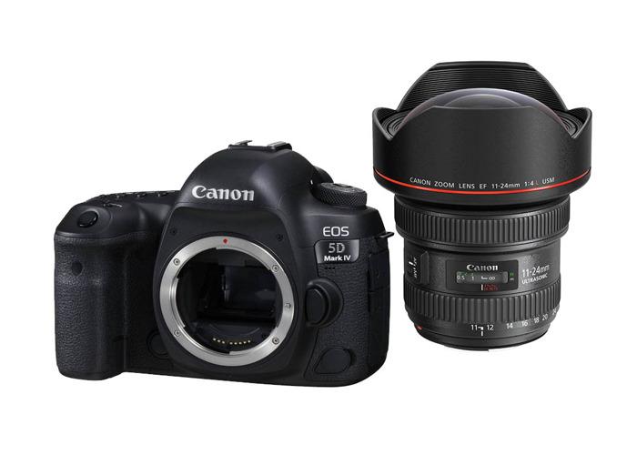 Canon 5D Mark IV + 11-24mm f/4L - 1