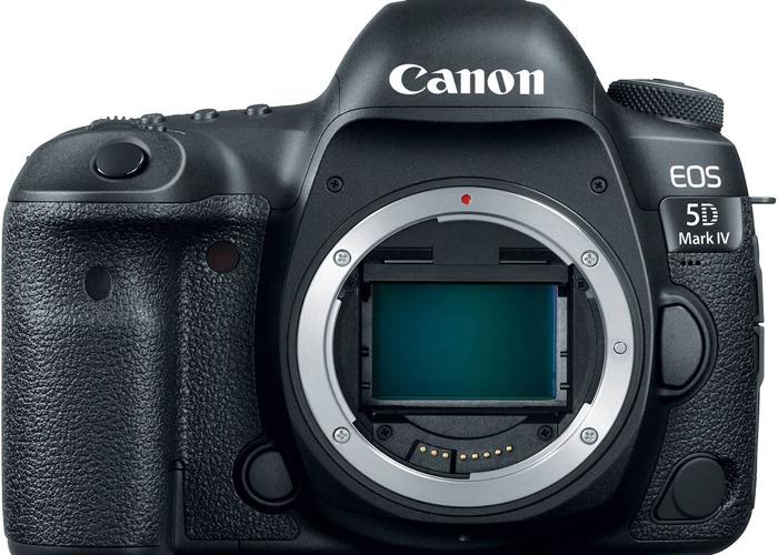Canon 5d Mark iv & Canon EF 70-200mm f/2.8L USM Telephoto Zo - 2